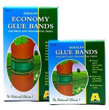 Pesticide free Insect Barrier Glue Bands Trap Ant Winter Moth Pests Fruit Trees