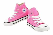 NEW Converse Chuck Taylor Toddler Shoes 5, 6, 7, 9, 10 Girl ALLSTAR HI TOP PINK