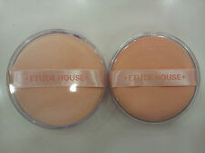 [Etude House] Cosmetic Puff Collection Set + Samples