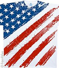 AMERICAN-STAR SPANGLED BANNER-PATRIOT-USA FLAG L-XL-XXL 100% COTTON