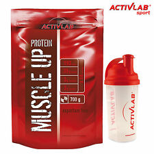Activlab Muscle Up Protein 700g + Free Shaker Whey Creatine BCAA Anabolic Powder