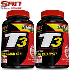 SAN T3 90-450 Capsules Thyroid Support Strong Fat Burner Weight Loss Diet Pills