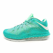 Nike Air Max Lebron X Low [579765-300] Basketball Easter Mint/Fiberglass-Green