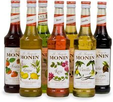 **Multi Listing** Monin 1L Coffee Syrup - Used By Costa Coffee! - Litre 1LTR