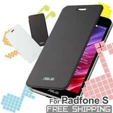 ASUS Padfone S Side Flip Cover PF500KL smartphone Protective Back case shell