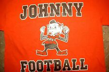 """Cleveland Browns Parody ELF  """" Money Fingers"""" Johnny Football Style T-shirt $$"""
