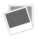 Sz 9-12 Deluxe Jewelry Ladys 10kt White Gold Filled Black Sapphire Wedding Ring