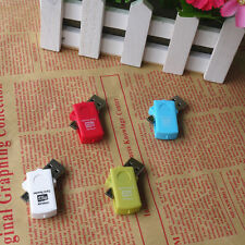 2 In 1 USB 2.0 + Micro USB OTG SD/Micro SD Card Reader For Cell Mobile Phone PC