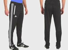 New Soccer Pants Men Adidas Tiro 13 Training Climacool Black/White Navy S M L XL