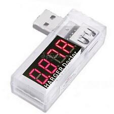 USB Charger Doctor Mobile Battery Tester Power Detector Voltage Current Meter SY