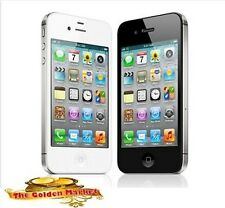 Apple iPhone 4s - 16GB - (Factory Unlocked) Smartphone - Black or White - Great
