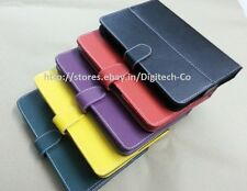 """For Samsung Galaxy Tab 2 Tab2 P3100 7"""" Leather Carry Case Flip Book Cover Folio"""