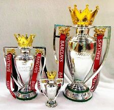 Barclays Premier League Trophy Model Replica 4 Size  Free Shipping