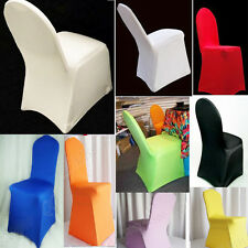 2014 Hot Polyester Folding Banquet Universal Chair Covers Wedding USES