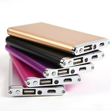 Portable 5600mAh External Battery Backup Power Bank USB Charger for Cell Phone