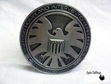 AWESOME MARVEL AGENTS OF SHIELD 'LOGISTICS DIVISION' BUCKLE WITH FREE BELT *NEW*