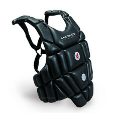 New Karate Chest Guard  Macho MMA Body Protector Martial Arts Sparring Gear Pad