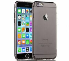 Ultra Slim Clear Soft Gel Case Cover for Apple iPhone 5 5S FREE Screen Protector