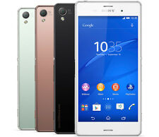 New Sony XPERIA Z3 D6653 Quad-Core 20.7MP 2.3 GHz 5.2'' 4G LTE GPS 16GB Phone