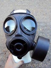 British Military Army S10 Gas Mask / Respirator with Filter, Size 1,2,3 or 4