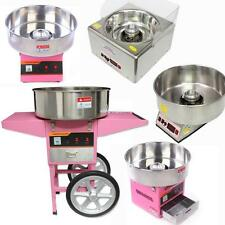 Portable Electric Commercial Cotton Candy Machine Candy Floss Machine Kit New