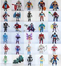 Masters of the Universe MOTU MANTENNA Horde Trooper Jet Sled FLUTTERINA Goat Man