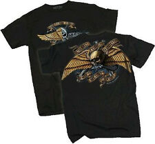 "NEW USMC Marine Corps Force Recon ""Swift, Silent, Deadly"" Military T-Shirt USA"