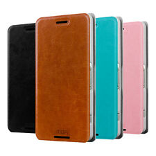 Mofi Slim PU Leather Flip Case Cover Pouch For Sony Xperia Z3 Compact D5803 5833