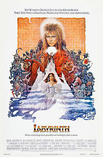 Labyrinth (1986)  Movie Poster