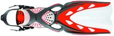 Mares X-Stream Red Scuba Diving Snorkelling Dive Open Fins 410019