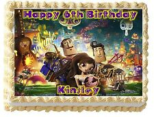 The Book of Life Edible Image Frosting Sheet Cake Topper Cupcake Picture