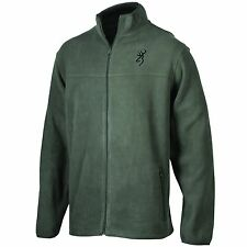 Browning Men's Laramie Fleece Jacket Charcoal NEW!