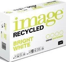 Image Recycled Paper - 80-100gsm Bright White (A3 420mm x 297mm) 500-5000 Sheets