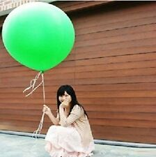 1 pcs round shape  balloons large 36 inch party wedding decorative Latex balloon