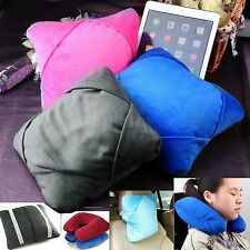 New Multifunctional Travel Car Neck Pillow Tablet Cases for iPad Mini Computer