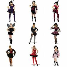 Womens Sexy Halloween Fancy Dress Party Costumes Many Styles Size XS S M L XL