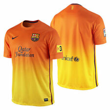 NWT size M L XXL Nike FC Barcelona Orange Away JERSEY 2012/13 Spain Espana Messi