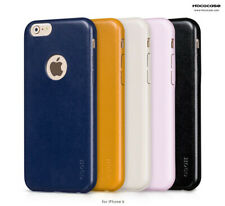 "GENUINE HOCO IPHONE 6S / 6 (4.7"") SLIM FIT SERIES REAL LEATHER BACK COVER CASE"