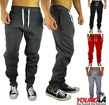 Slim Fit Sweatpants Men's Training Sport Gym Buiding Athletic Tight fit