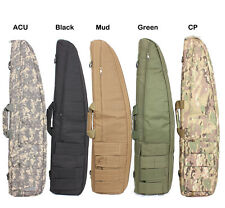 Tactical Hunting Heavy Duty Gun Bag Rifle Carry Case Air Gun Slip Shoulder Pouch