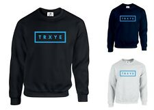 TRXYE blue jumper  Sivan Troy music viral tumblr youtube k395 SWEATSHIRT UNISEX