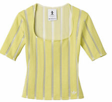adidas Originals x Opening Ceremony Mesh Knit Top Sizes XS-L Lime RRP £150 BNWT