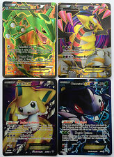 POKEMON CARDS EX, FULL ART & PROMO