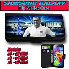 LOFTHOUSE - BOLTON WANDERERS UNOFFICAL SAMSUNG GALAXY S 3 4 5 MINI LEATHER CASE