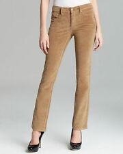 NEW NYDJ Not Your Daughters Jeans Sheri SKINNY caramel lt brown corduroy cords