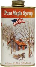 Ferguson Farm 100% Pure Vermont Maple Syrup - Classic Tin Half Pint