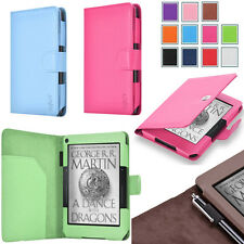 For NEW 2014 Amazon  Kindle Voyage E-Reader tablet Folio PU Leather Case Cover