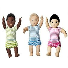 Ikea Childrens's Developement Doll Soft Toy New