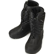 New Middle Waterproof Winter Snow Rain Mens Boots