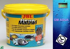 JBL Malawi NovoMalawi (Novo Malawi) Flake Fish Food -860gr/5.5 L sealed bucket